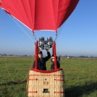 Balon Lindstrand Kraków 2009 fot. Dominik Iwański