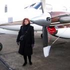 Beechcraft 200GT 2008.02.09. fot. Michał Setlak