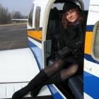 Seneka nie lecialam jeszcze - przymiarka 2008.02.09 fot.Dominika Bonawenturczak 1