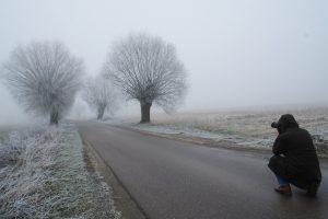 Po drodze - Jakub Sagan z obiektywem fot. Ewa Daszewska